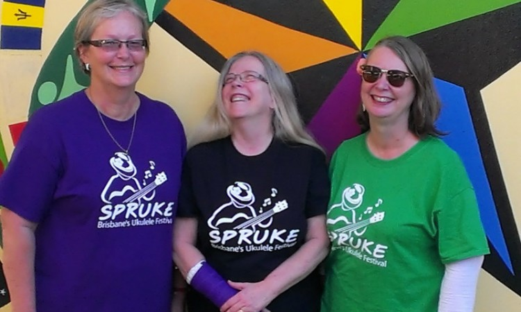 Get your SPRUKE Tshirt