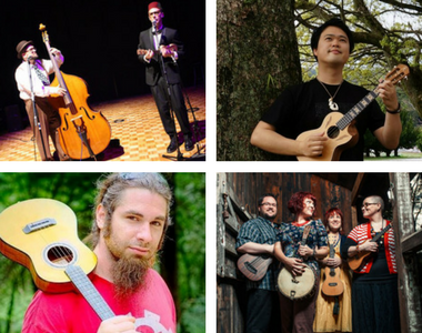 Tyrone and Lesley, and the Pockets are the final acts to headline for SPRUKE Festival 2017