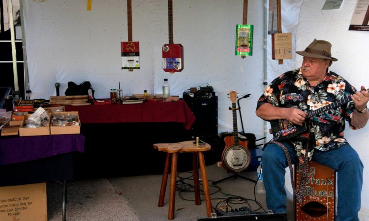 SPRUKE Festival 2019 will feature a market with retailers and manufactures from up and down the east coast selling everything a uke enthusiast could want- ukuleles, uke themed goods, clothes, and experiences.