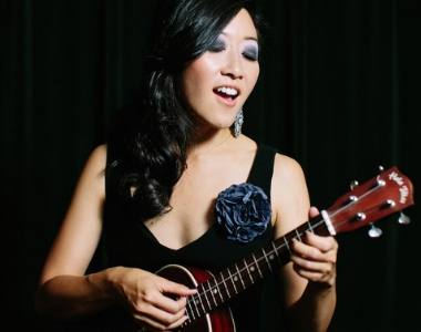 Youtube sensation and modern-day jazz ukulele diva from San Francisco Cynthia Lin is a very special guest artist.