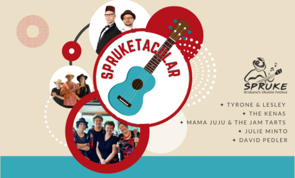 Spruketacular- the fabulous finale concert for SPRUKE 2021